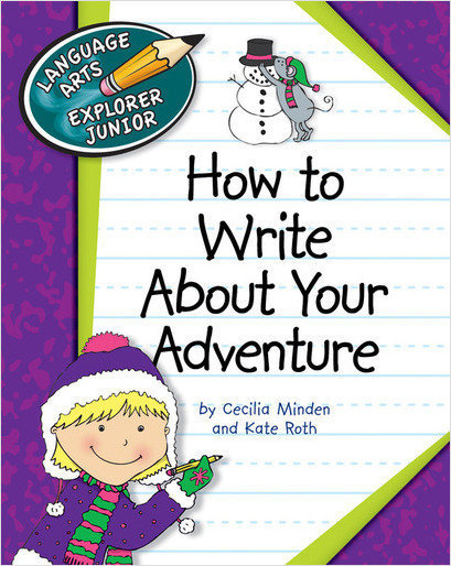 Cover: How to Write About Your Adventure