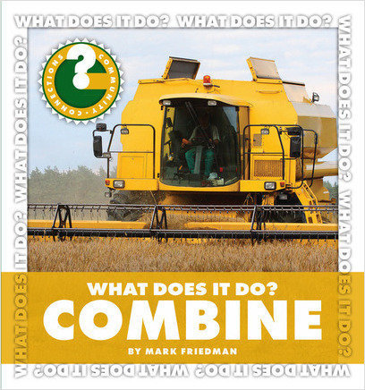 Cover: What Does It Do? Combine