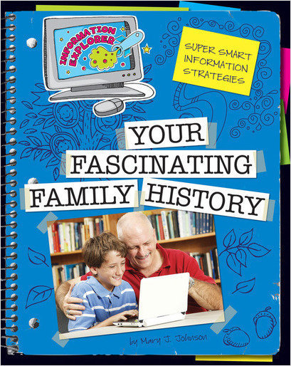 Cover: Your Fascinating Family History