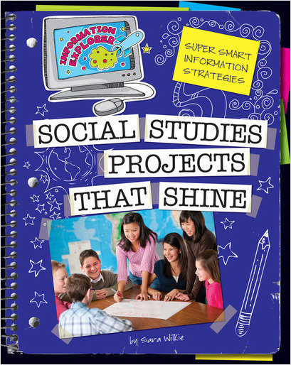 Cover: Social Studies Projects that Shine