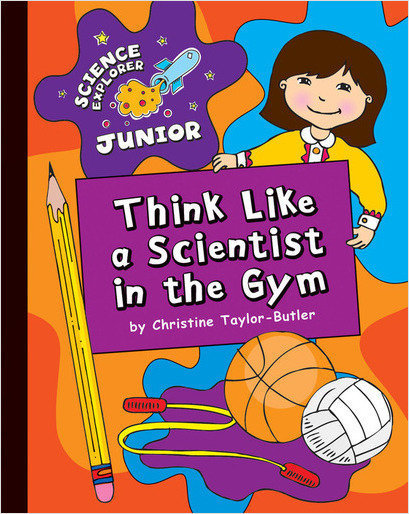 Cover: Think Like a Scientist in the Gym