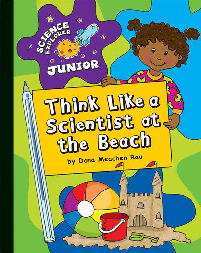 Cover: Think Like a Scientist at the Beach