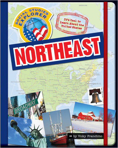 Cover: It's Cool to Learn About the United States: Northeast