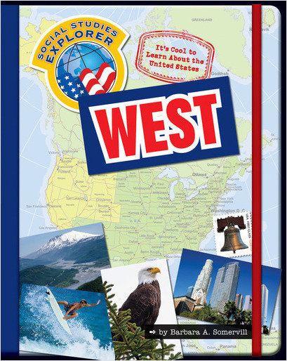 Cover: It's Cool to Learn About the United States: West