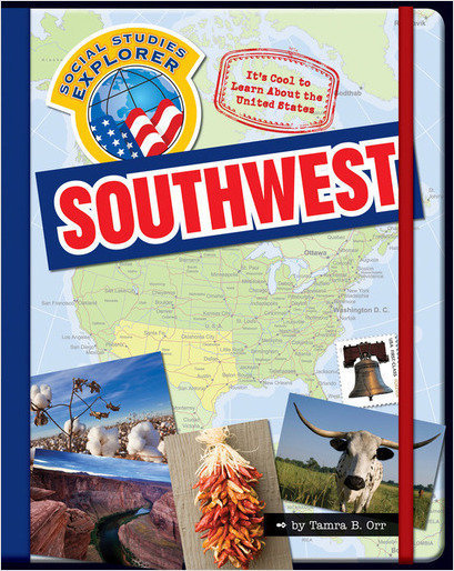 Cover: It's Cool to Learn About the United States: Southwest