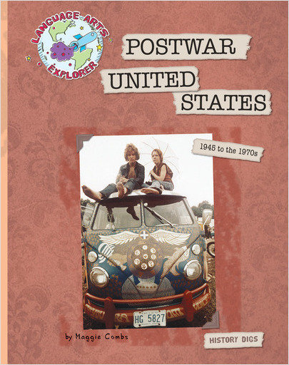 Cover: Postwar United States
