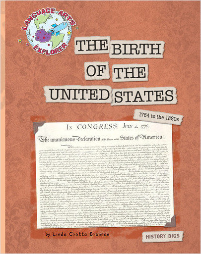 Cover: The Birth of the United States