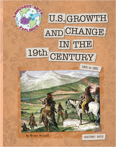 Cover: US Growth and Change in the 19th Century