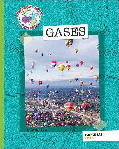 Cover: Science Lab: Gases