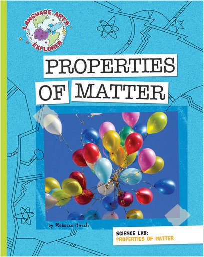 Cover: Science Lab: Properties of Matter