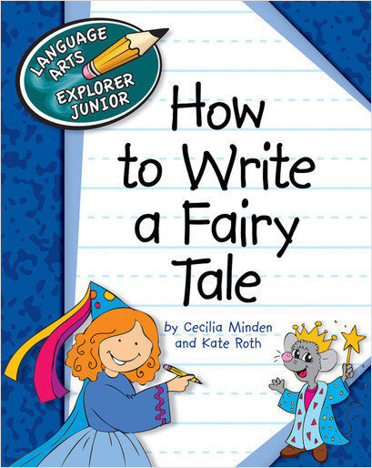 Cover: How to Write a Fairy Tale