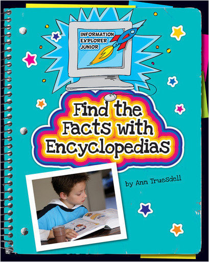 Cover: Find the Facts with Encyclopedias
