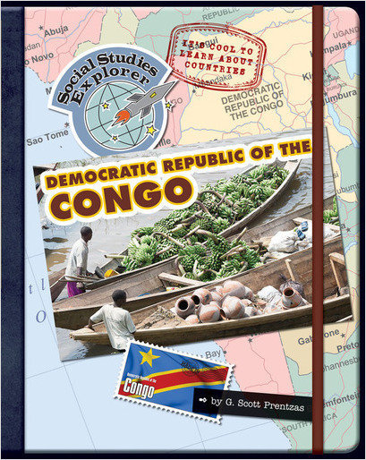 Cover: It's Cool to Learn About Countries: Democratic Republic of Congo
