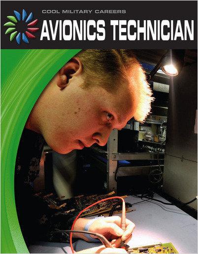Cover: Avionics Technician