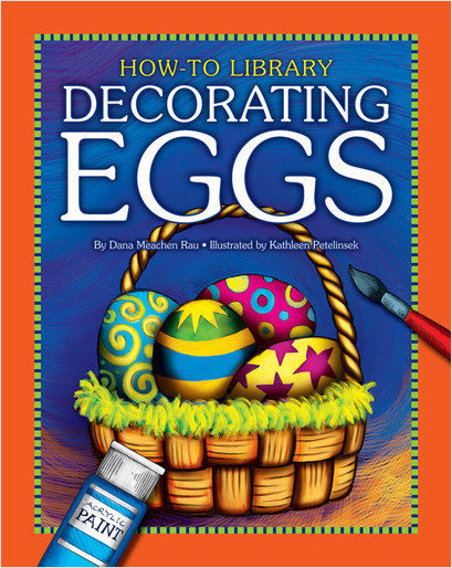 Cover: Decorating Eggs