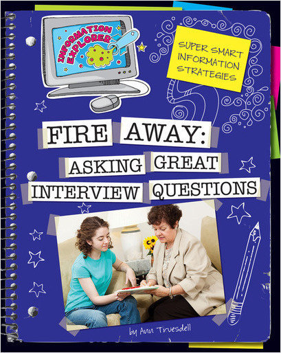 Cover: Fire Away: Asking Great Interview Questions