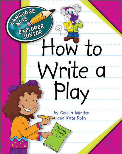 Cover: How to Write a Play