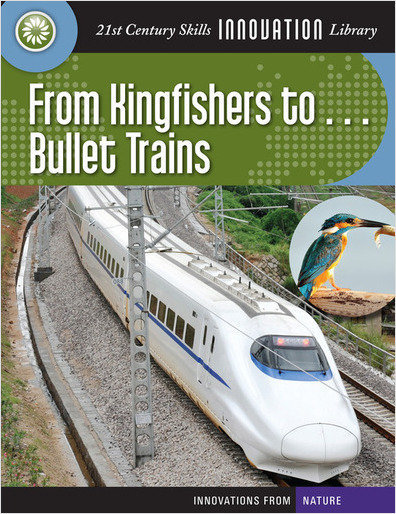 Cover: From Kingfishers to... Bullet Trains