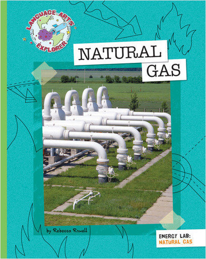 Cover: Natural Gas