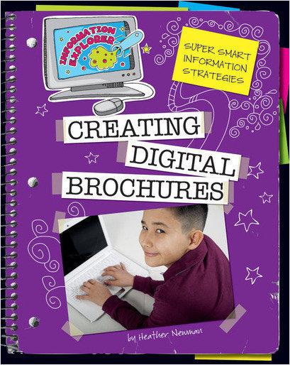 Cover: Creating Digital Brochures