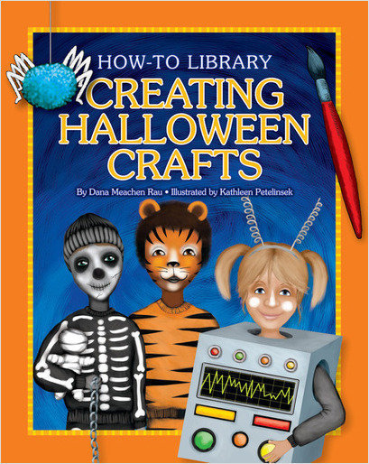 Cover: Creating Halloween Crafts