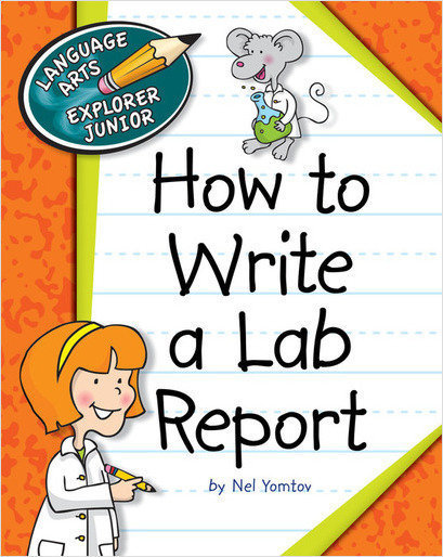 Cover: How to Write a Lab Report