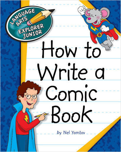 Cover: How to Write a Comic Book