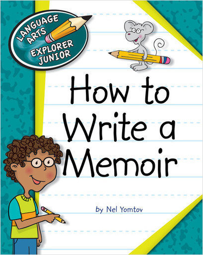 Cover: How to Write a Memoir