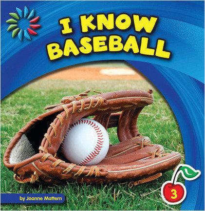 Cover: I Know Baseball