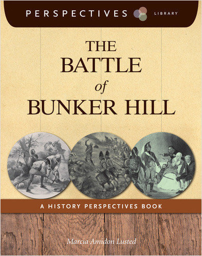 Cover: The Battle of Bunker Hill