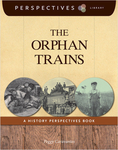 Cover: The Orphan Trains
