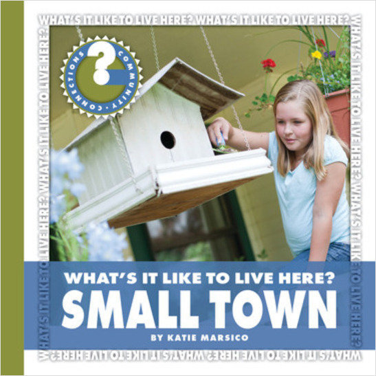 Cover: What's It Like to Live Here? Small Town