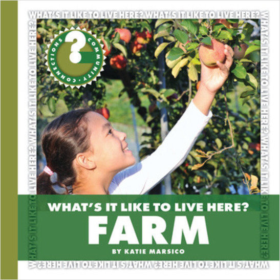Cover: What's It Like to Live Here? Farm