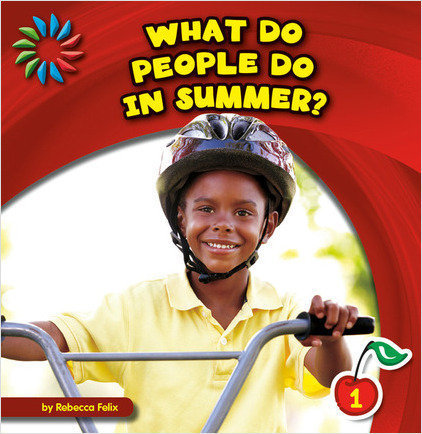 Cover: What Do People Do in Summer?