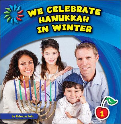 Cover: We Celebrate Hanukkah in Winter