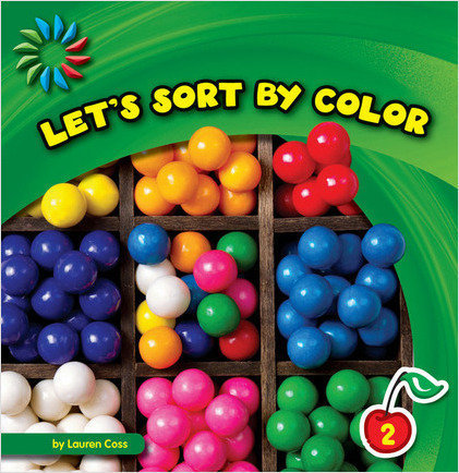 Cover: Let's Sort by Color