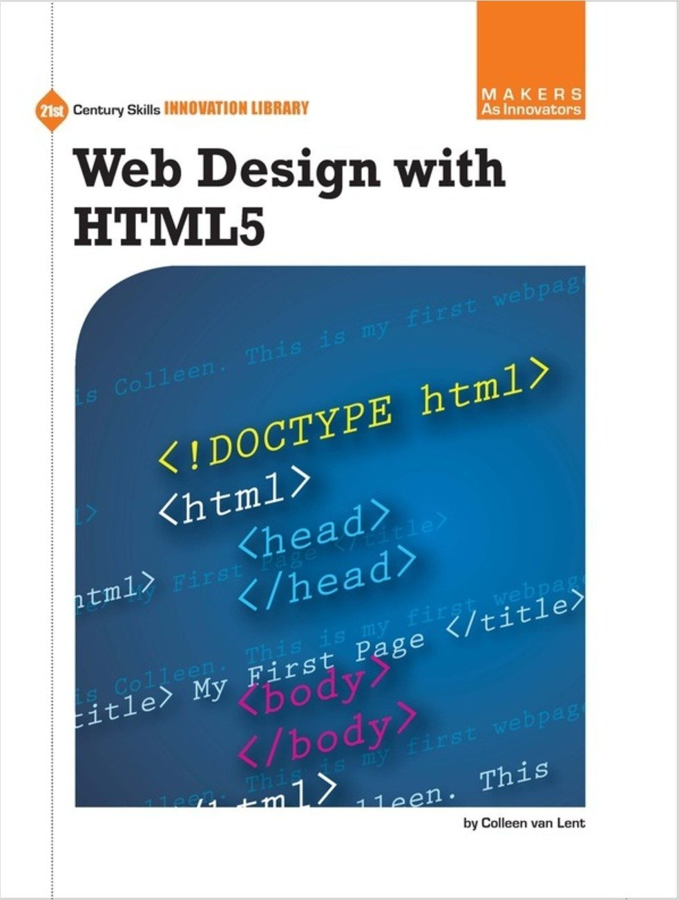 Cover: Web Design with HTML5