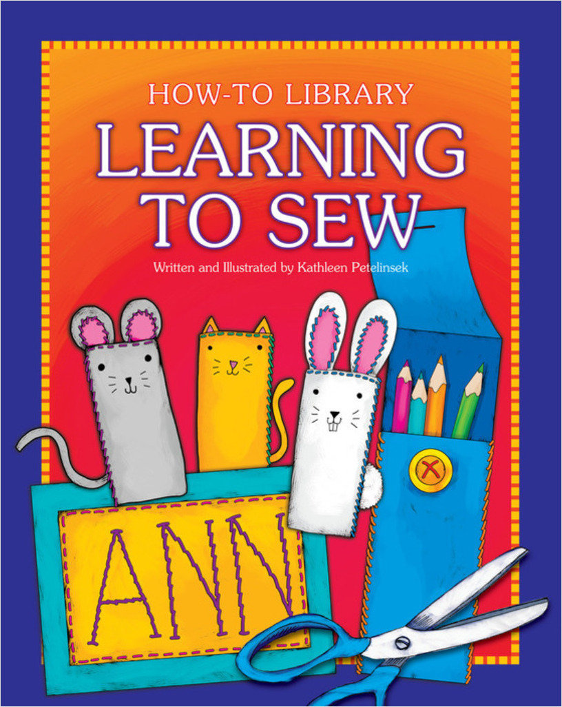 Cover: Learning to Sew