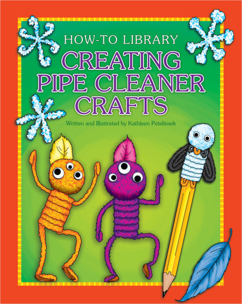 Cover: Creating Pipe Cleaner Crafts