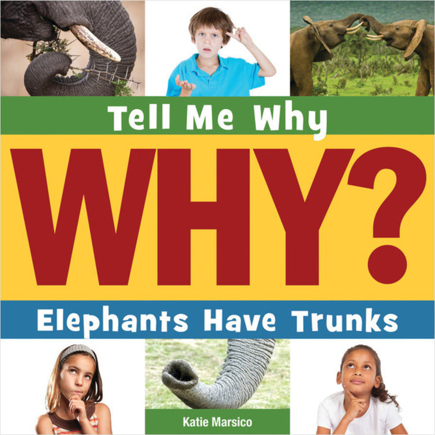 Cover: Elephants Have Trunks