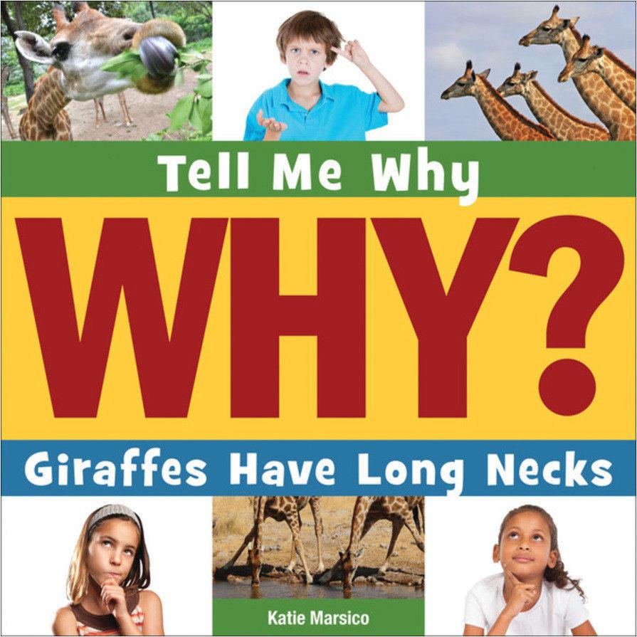 Cover: Giraffes Have Long Necks