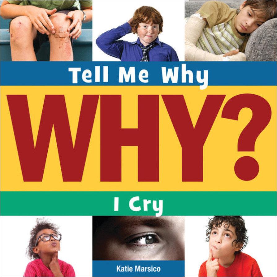 Cover: I Cry