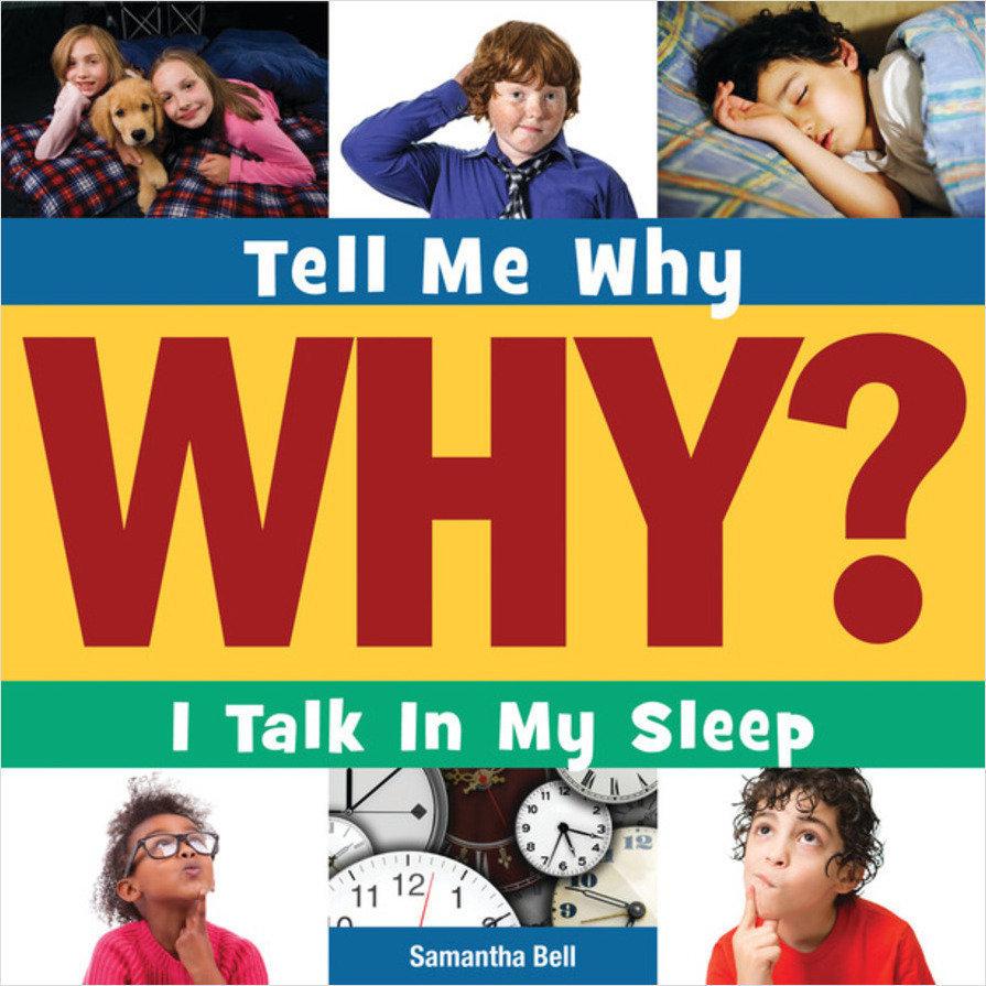 Cover: I Talk in My Sleep