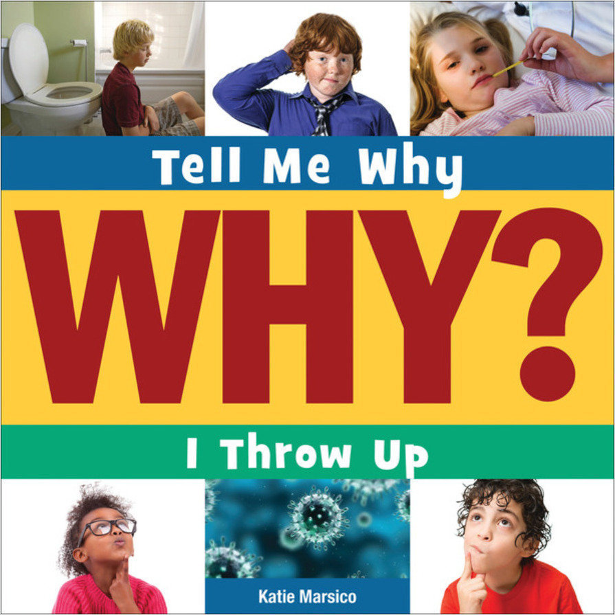 Cover: I Throw Up