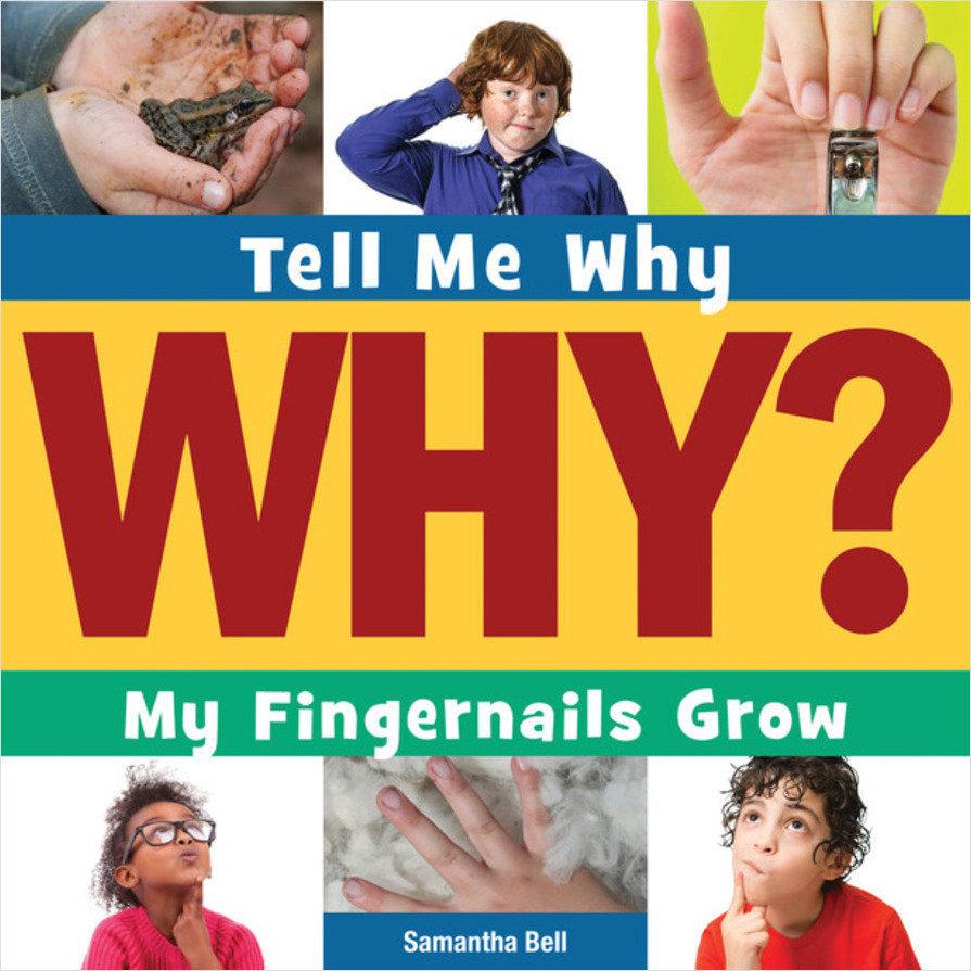 Cover: My Fingernails Grow