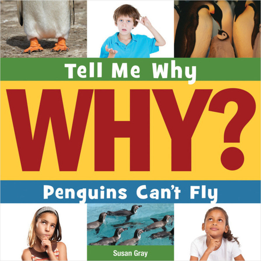 Cover: Penguins Can't Fly