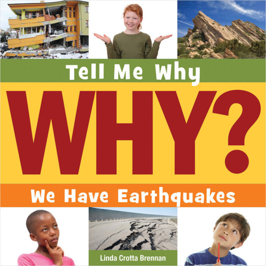 Cover: We Have Earthquakes
