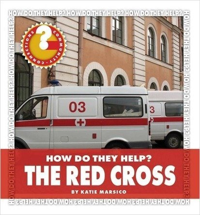 Cover: The Red Cross