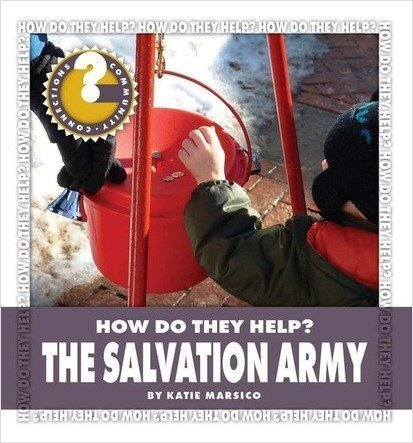 Cover: The Salvation Army
