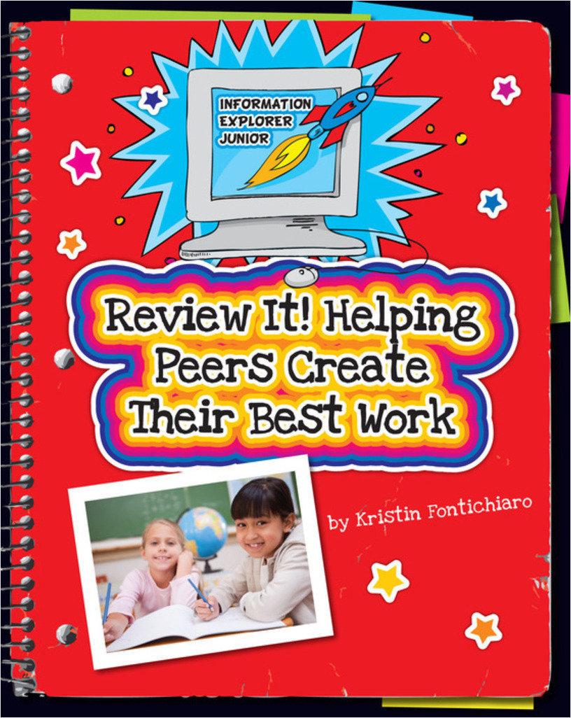 Cover: Review It! Helping Peers Create Their Best Work